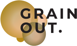 Grain Out Logo